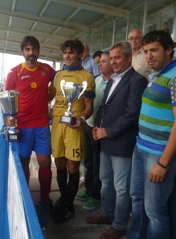 El CD Torrenueva se hace con la supercopa de la Tercera Provincial