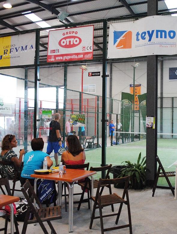 Este sábado llegan las rondas finales del Torneo Fin de Verano del Tropical Pádel Club