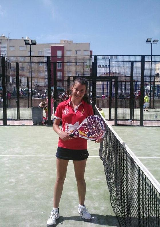 Helga García Ortuño, seleccionada para el campeonato de España de selecciones autonómicas de menores
