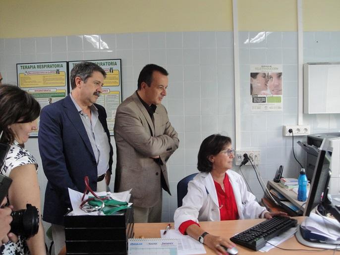 El Área de Gestión Sanitaria Sur de Granada implanta el sistema de radiología digital en todos sus centros