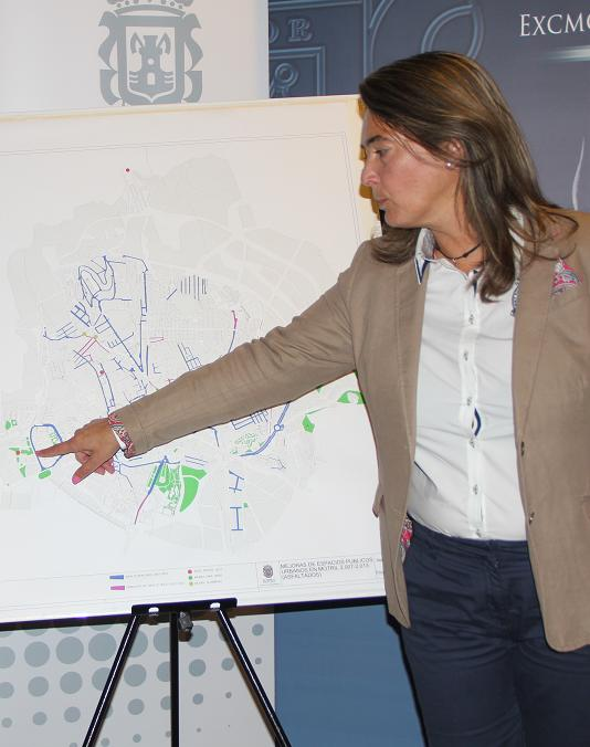 El Plan municipal de asfaltado reparará el firme de 17 calles de Motril con una inversión superior a 200.000 euros
