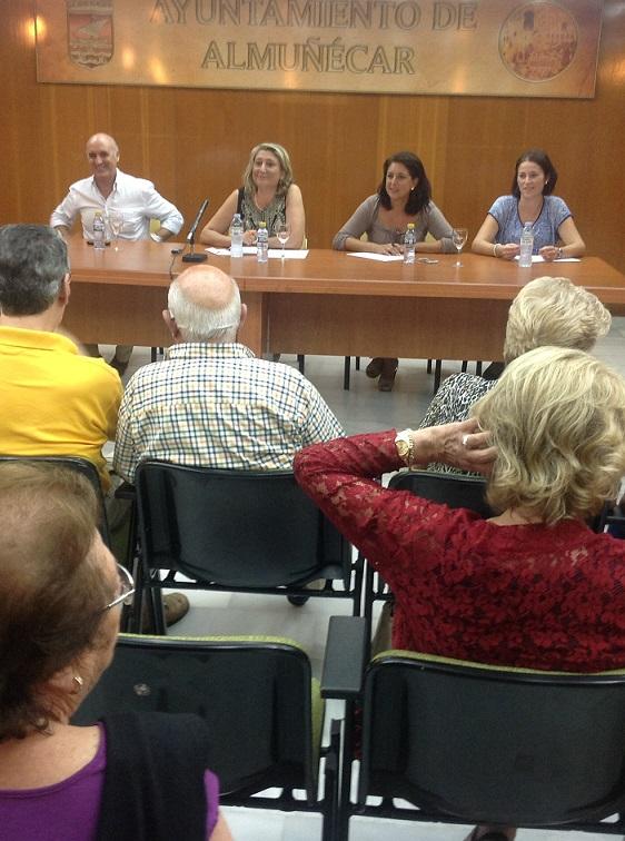 El Ayuntamiento de Almuñécar llevará cabo importantes mejoras de infraestructura en el barrio Figares