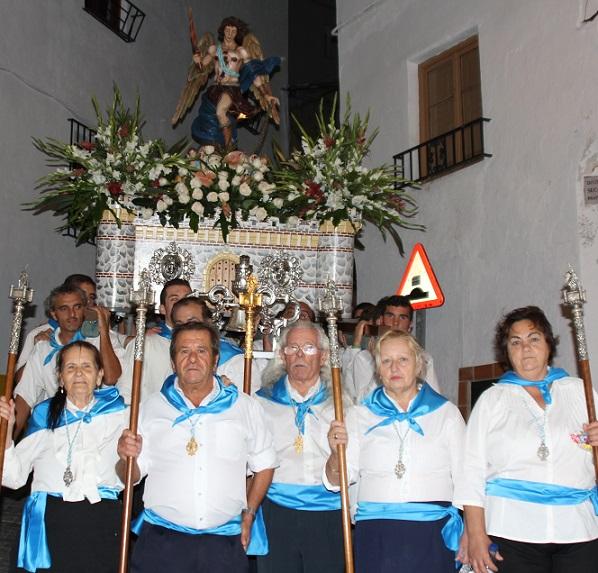 Los vecinos de San Miguel disfrutaron de tres días de fiestas patronales
