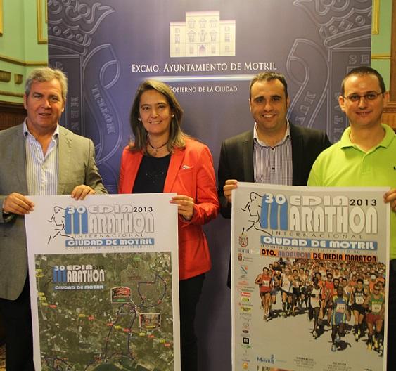 La XXX Media Maratón Ciudad de Motril pondrá el broche final al Gran Premio de Fondo Diputación el domingo 20 de octubre
