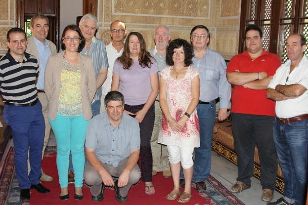 Periodistas irlandeses se interesan por el  turismo de Almuñécar