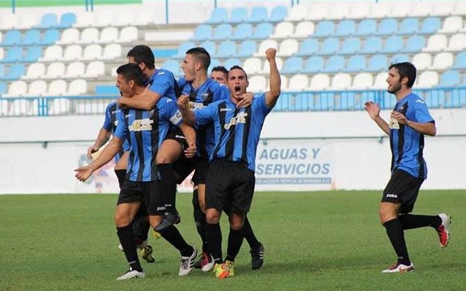 Motril At gana y se coloca líder con Alhendín. El CF Motril sienta cátedra y Carchuna - Calahonda vence en La Zubia