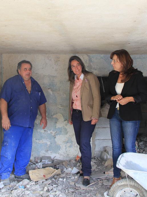 El Ayuntamiento de Motril trabaja para solventar los problemas de insalubridad en las viviendas de San Antonio