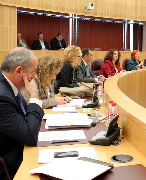 Diputación solicita a Fomento un acceso a la autovía A-7 en el municipio de Gualchos