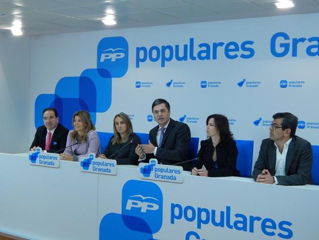 Carlos Rojas opina que el Presupuesto de la Junta no genera empleo y cero inversiones para la costa y Alpujarra