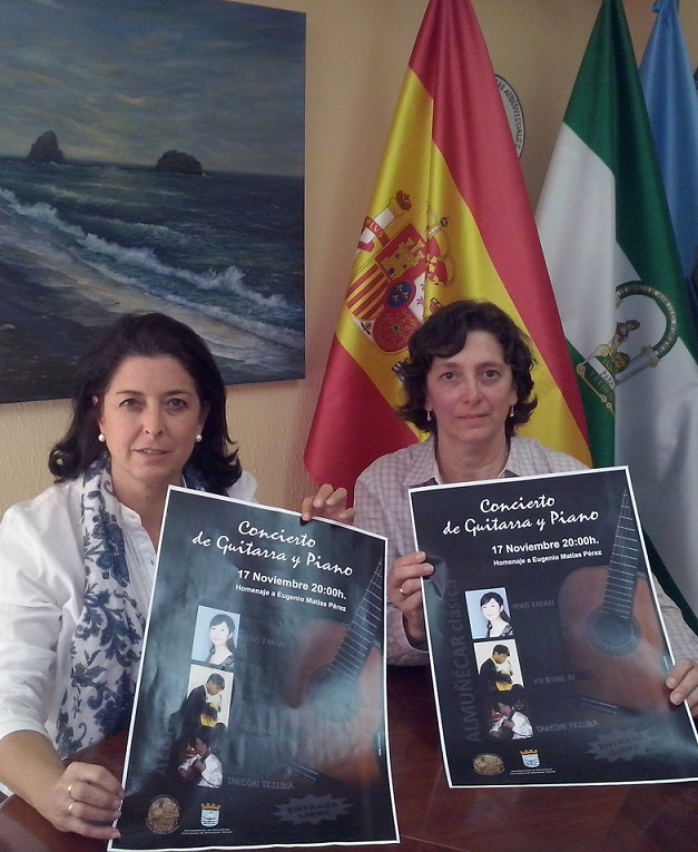 Almuñécar rendirá homenaje póstumo a Eugenio Matías Pérez este próximo domingo