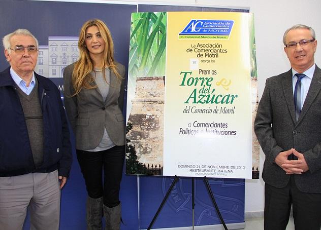 Elena Vallejo y Margarita Yanguas premios Torre del Azúcar