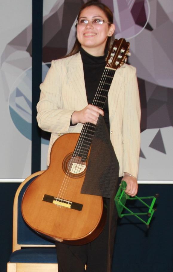 Marcos Victora Wagner y Angélica Rodríguez accede a la gran final del XXIX Certamen Internacional de Guitarra Clásica Andrés Segovia