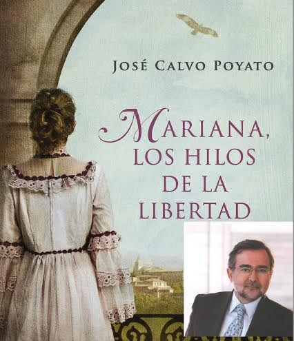 JOSÉ CALVO POYATO PRESENTA EN ALMUÑÉCAR SU NOVELA SOBRE MARIANA PINEDA