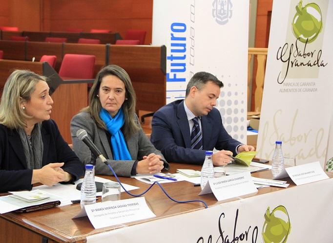 La Diputación presenta en Motril la marca de garantía Sabor Granada