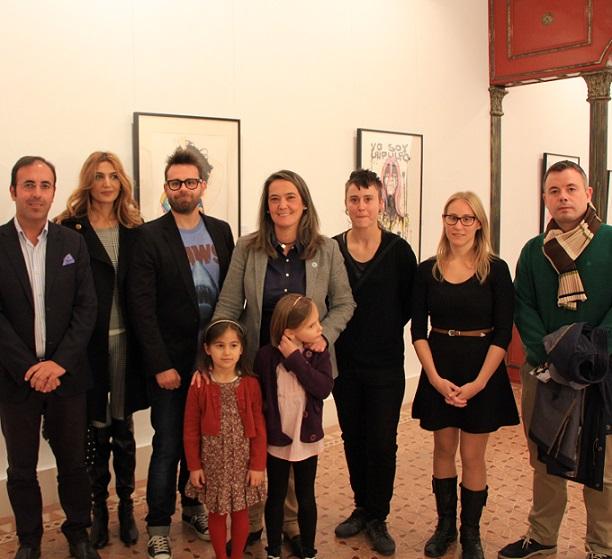 Pérez Castilla exhibe sus 'Originales y Covers' hasta el próximo 14 de diciembre en la Casa Condesa
