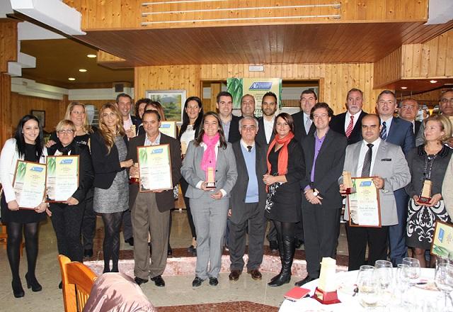 Por sexto año consecutivo los premios Torre del Azúcar reconocen la labor y entrega de comerciantes y representantes públicos