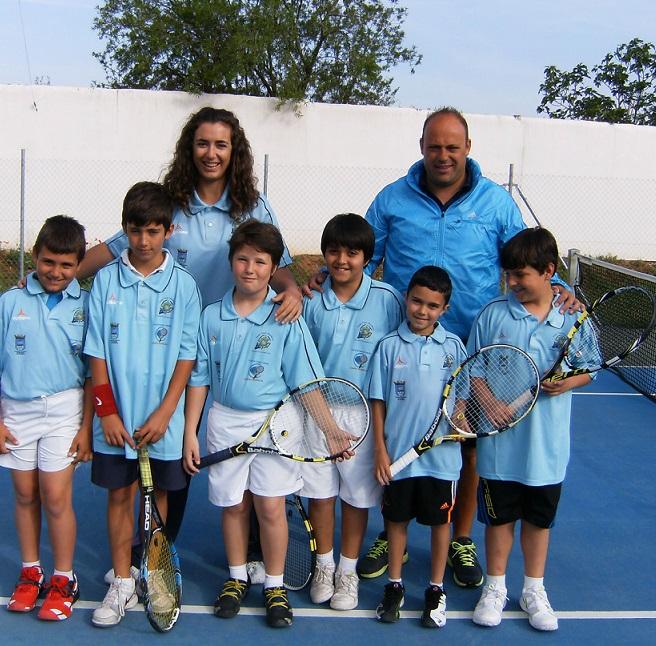 Este viernes comienza el I Circuito de Tenis Costa Tropical de Almuñécar para chicos y chicas aficionadas