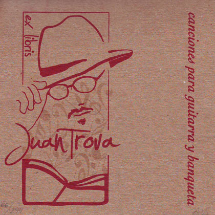 Recital del cantautor Juan Trova este martes en el Ateneo de Motril