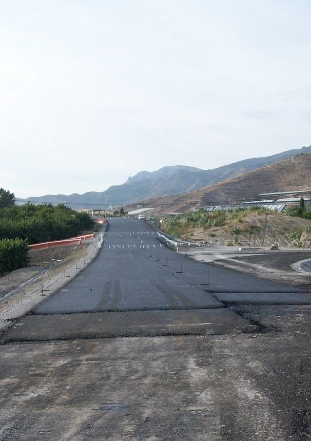 El Ayuntamiento de Salobreña convoca a una concentración para reivindicar la rotonda A-7 Lobres