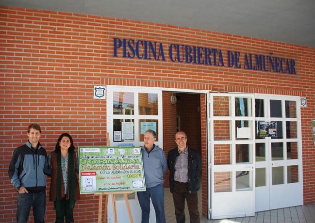 El Ayuntamiento de Almuñécar organiza la II  Jornada de Natación Solidaria