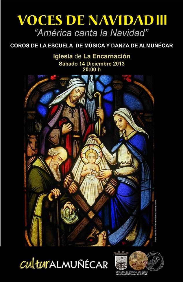 Almuñécar canta  a la Navidad 2013