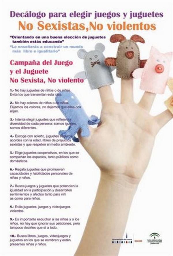 La XIV campaña 'Juegos y juguetes' aunará esfuerzos para destacar el valor de las actividades lúdicas como herramienta educativa
