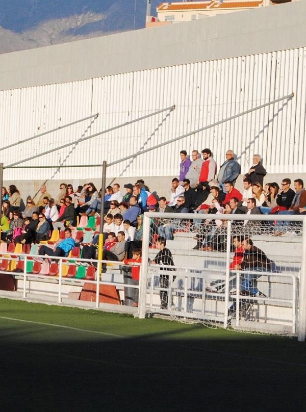 El segundo Puerto de Motril CF recibe al tercero Granada CF en la Regional Preferente juvenil