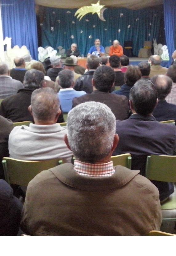 'AGUA PARA EL CAMPO' anuncia movilizaciones  para enero si no concretan canalizaciones de Rules