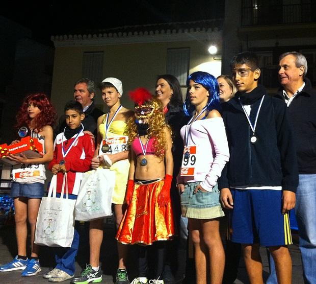 La carrera nocturna San Silvestre recorrerá las calles de Motril el próximo 27 de diciembre