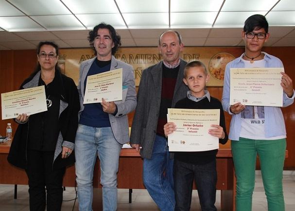 """Entregados  los premios del II Certamen de Fotografía """"Almuñécar como espacio de lectura"""""""