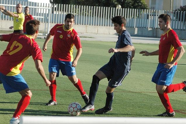 El Puerto de Motril CF se enfrenta esta jornada al Salobreña (Preferente cadete) y al CF Motril (Primera juvenil)