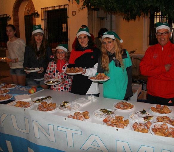 Almuñécar celebra esta tarde la IV Carrera San Silvestre Solidaria