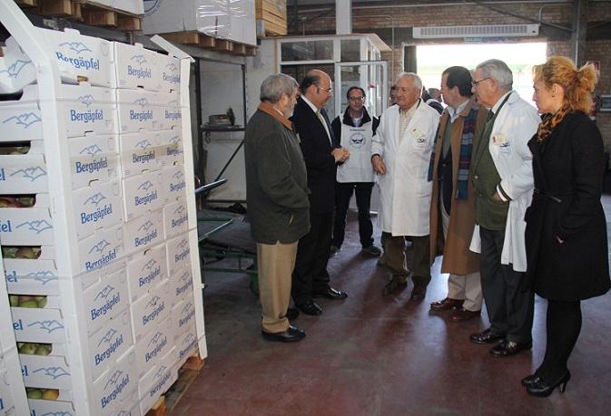 La Diputación de Granada responde a la llamada del Banco de Alimentos