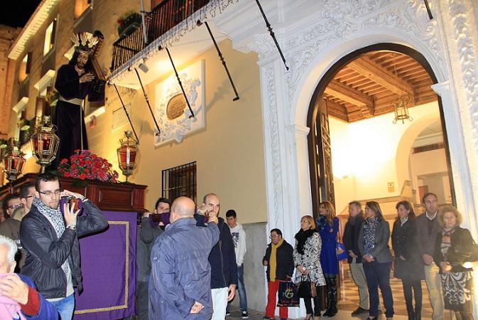 Comienza el calendario de cultos con motivo del Día de los Terremotos que incluirá la clausura del 75 aniversario del Nazareno