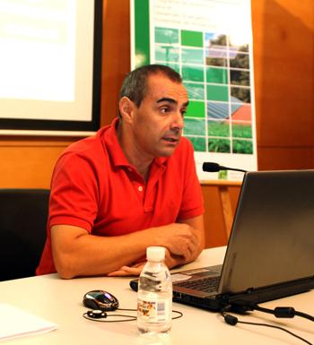 Fernando Alcalde en el Ateneo de Granada hablará de las gestión de residuos en la provincia