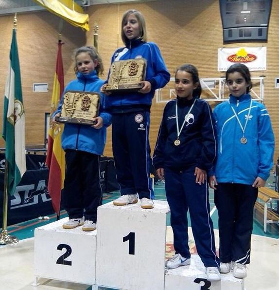 Gran actuación de los jugadores de CR Motril en el campeonato de Andalucia