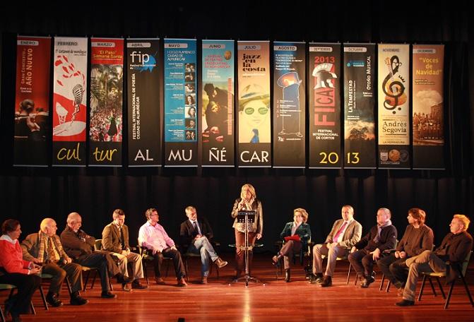 Almuñécar presenta la programación cultural para este año