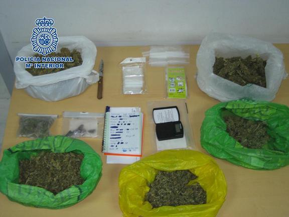 Nuevo golpe al narcotráfico en Motril