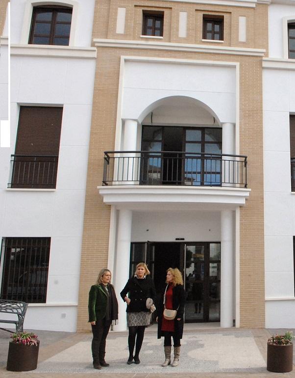 Diputación finaliza las obras del nuevo Ayuntamiento de Ugíjar