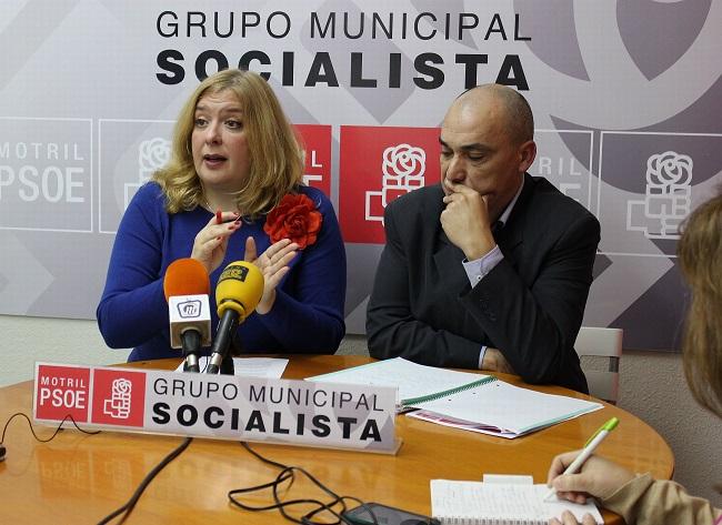 El PSOE pedirá a la alcaldesa que convoque urgentemente el Consejo Agrario para defender a los agricultores motrileños ante la nueva PAC