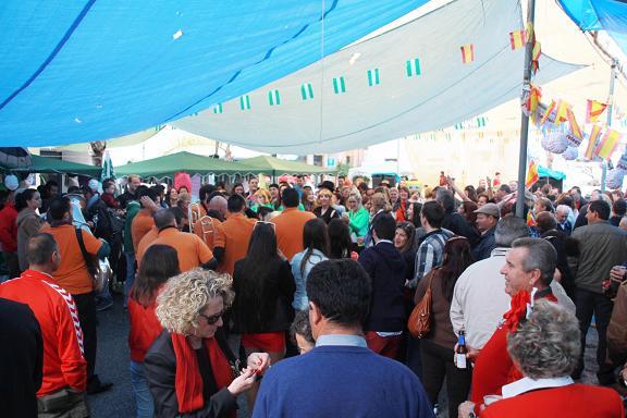 La Herradura comienza los preparativos para la celebración de las fiestas patronales de San José