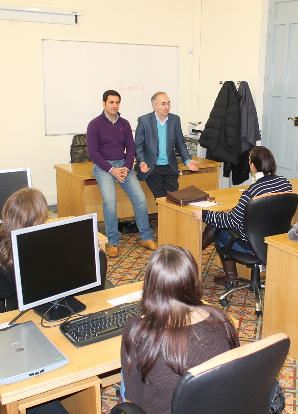 El Aula Mentor de Salobreña ofrece prácticas de conversación en Inglés