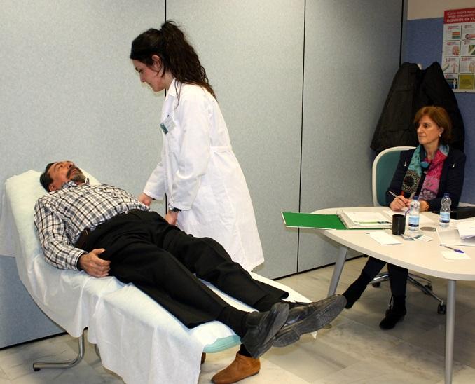 Salud y la Universidad de Granada evalúan a 350 alumnos de Medicina a través de métodos de simulación médica