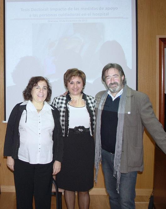 El Área Sanitaria Sur de Granada desarrollará nuevas medidas de apoyo a las personas cuidadoras