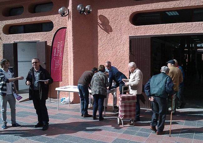 UPyD en Almuñécar se posiciona ante la situación del Mercado Municipal