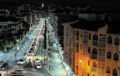 Motril incluida en la regeneración de espacios públicos de la Junta de Andalucía