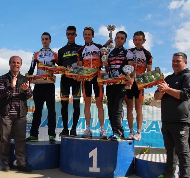 """El ciclista malagueño José Ignacio Rubio Badia ganó la IV Maratón BTT """"Ciudad de Almuñécar"""""""