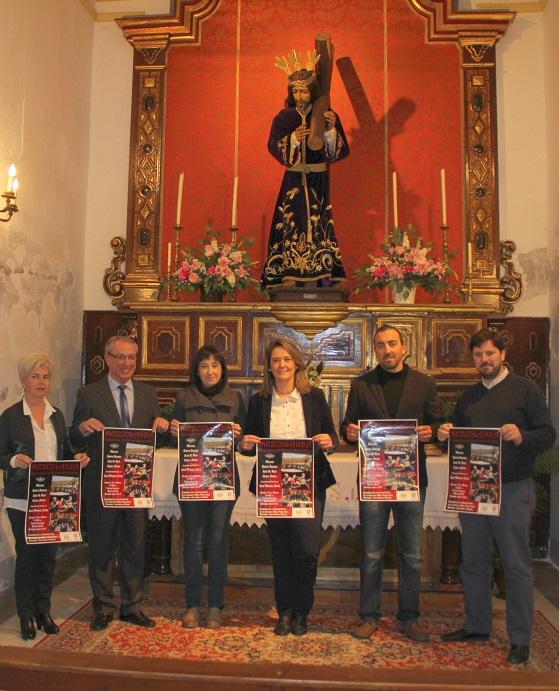 Melaza, Duende y la coral Armiz ofrecerán un concierto solidario a favor de la rehabilitación de la capilla del Nazareno