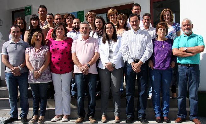 PSOE- CA e Independientes le darán la alcaldía de Albuñol a María José Sánchez (PSOE)