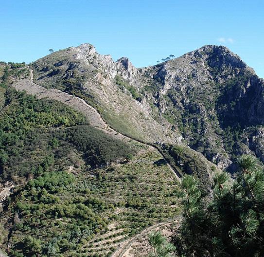 El PMD propone para este domingo una ruta de senderismo por el Valle de Rio Jate